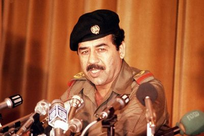 Photo of الأمم المتحدة تشجب صدام حسين 30 مرة