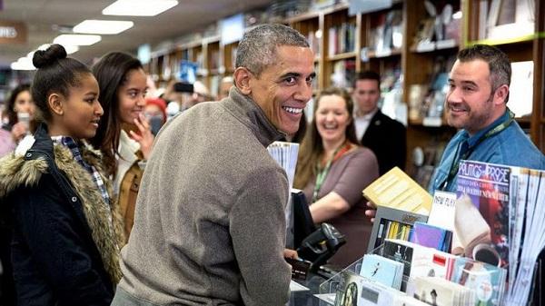Photo of مكتبة اوباما – قائمة كتب الصيف