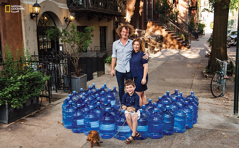 Photo of ست صور تحكي مأساة مياه الشرب حول العالم