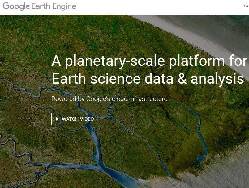 Photo of خدمةاللقطات المتتابعة من Google Earth Engine