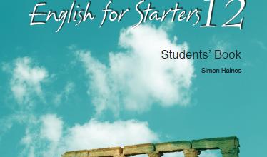 Photo of كتب اللغة الإنكليزية في المنهاج السوري English For Starters