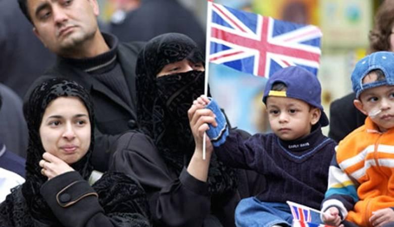 Photo of تضاعف عدد المسلمين في بريطانيا