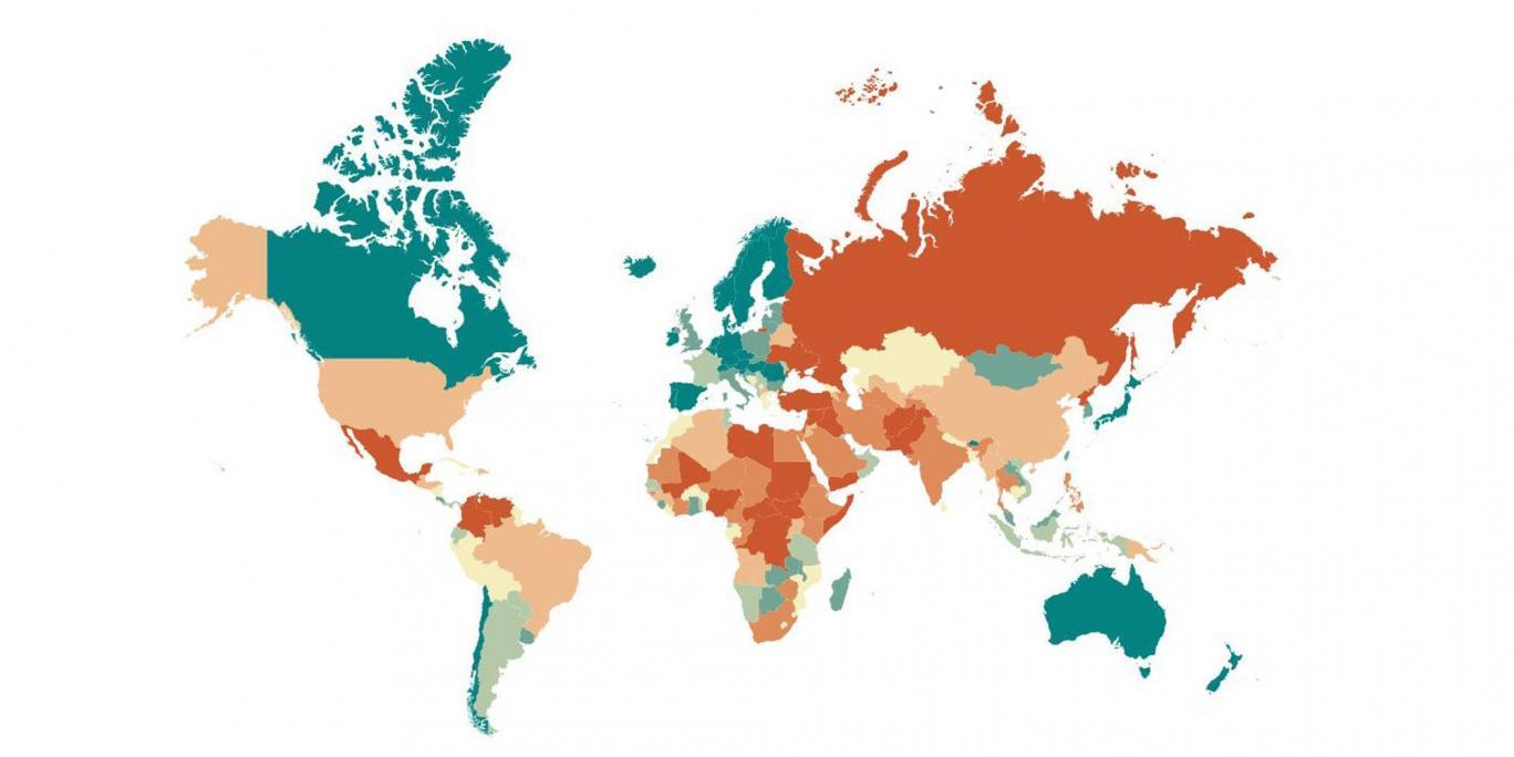 Photo of مؤشر السلم العالمي