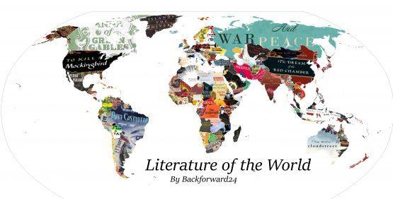 Photo of خريطة الأدب العالمي