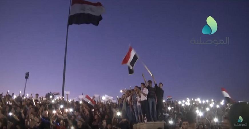 Photo of العراقيون يسافرون إلى الموصل للاحتفال بعيد الفطر تضامنًا مع أهله