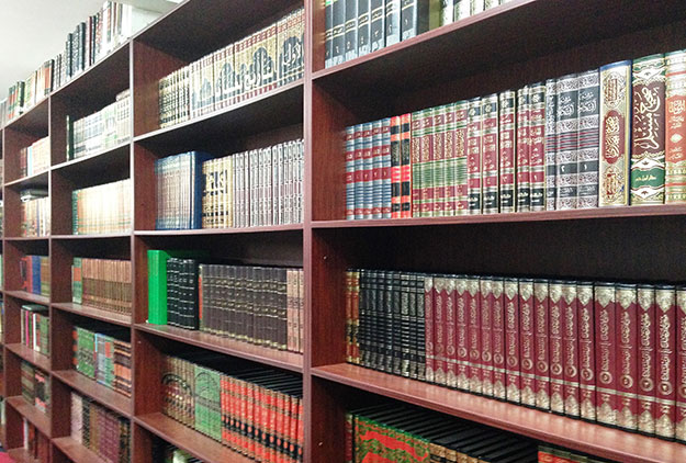 Photo of لطيفةٌ في كيفية ترتيب الكتب في الخزانة
