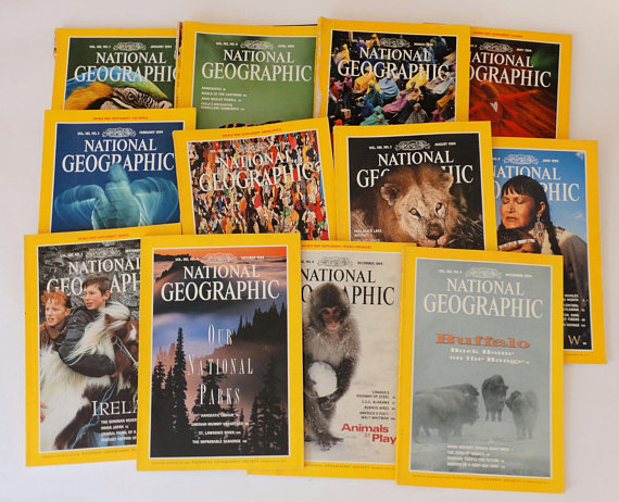 Photo of أكبر 10 مجلات أمريكية يتحوّل نصف قرائها للنسخ الإلكترونيّة