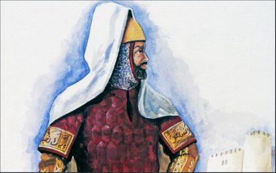 بورتريه صلاح الدين