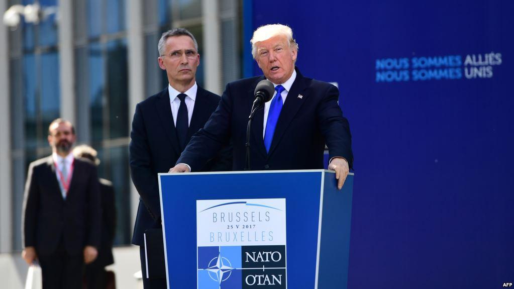 ترامب والناتو