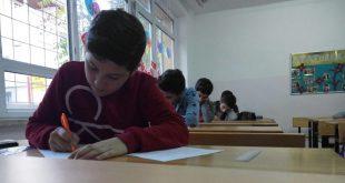 طلاب سوريين في تركيا