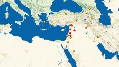 مواقع التراث العالمي المهددة في سوريا
