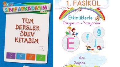 Photo of أقوى سلسلة كتب تركية لتعليم الكتابة والقراءة والإملاء Fasikul mavi deniz 1. sinif