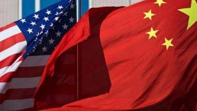 الصين أمريكا