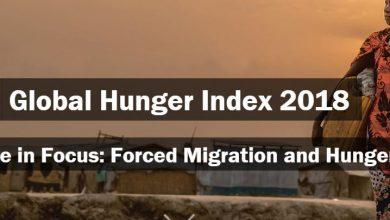Photo of مؤشر الجوع العالمي 2018