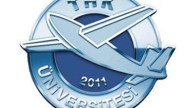 Türk Hava Kurumu Üniversitesi logo
