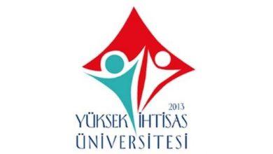 Yüksek İhtisas logo