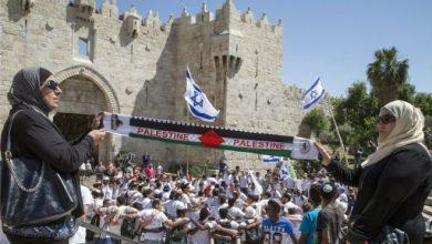 اسرئيل فلسطين