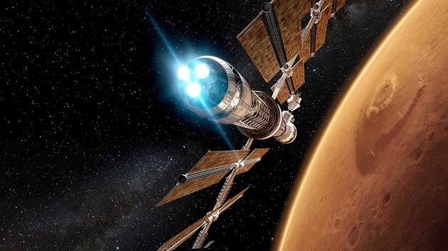 رحلة إلى الفضاء Journey to Space