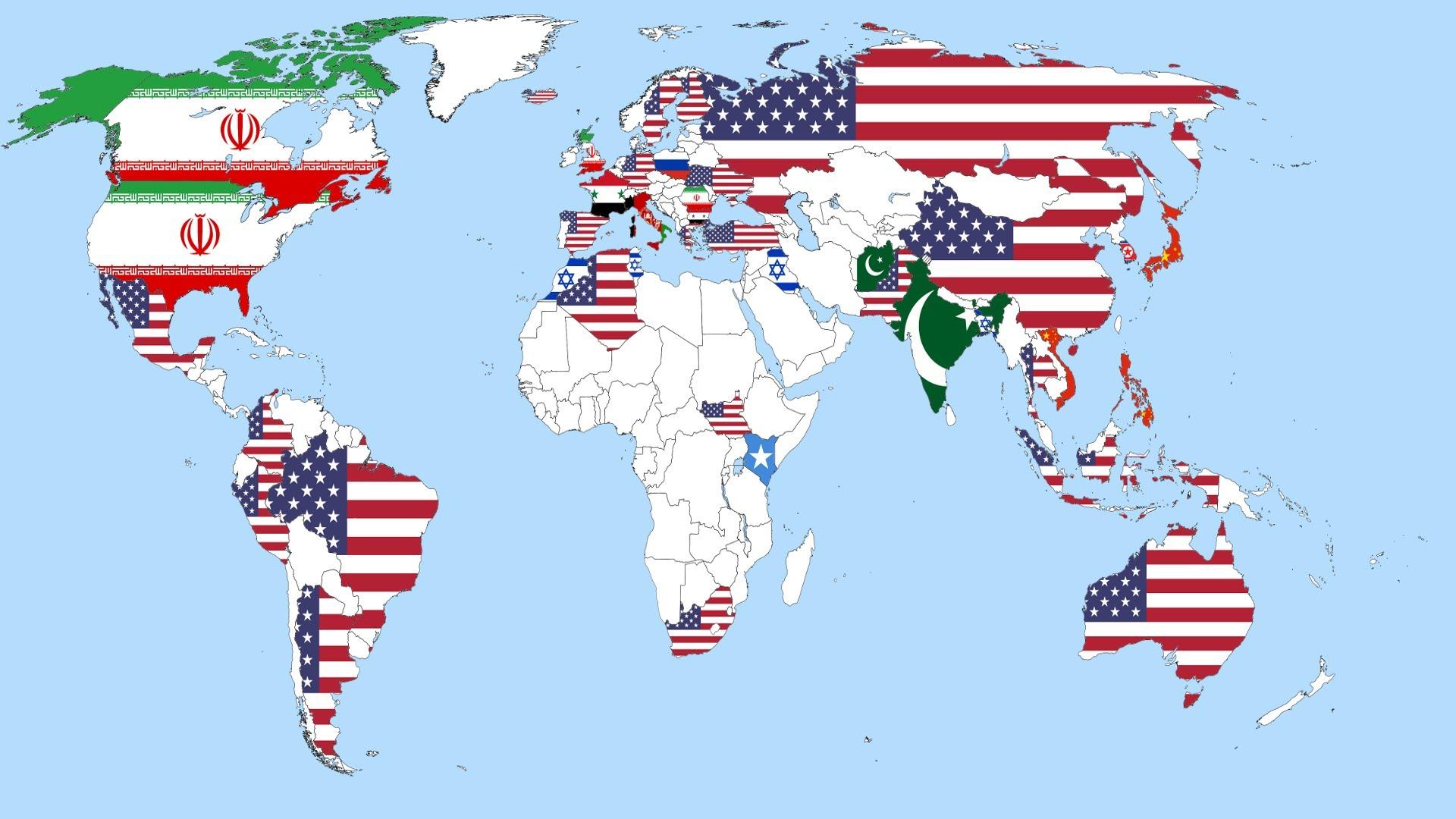 أكثر الدول تهديدًا للسلام العالمي وفق تصويت