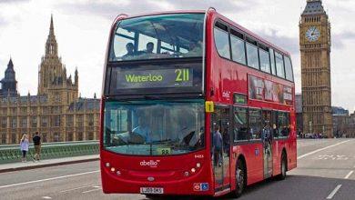 حافلة لندن