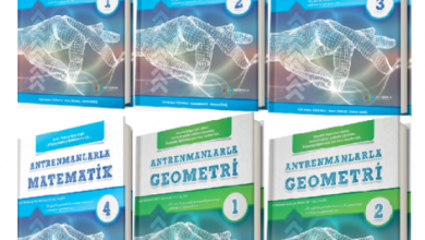 Photo of سلسلة الكتب المساعدة في الرياضيات والهندسة التركية Antremanlarla Matematik Geometri