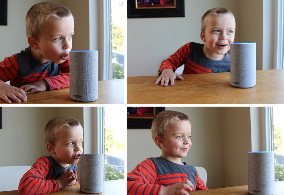 Children With Smart Speakers