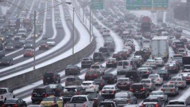 المدن ذات الازدحام المروري الأسوأ