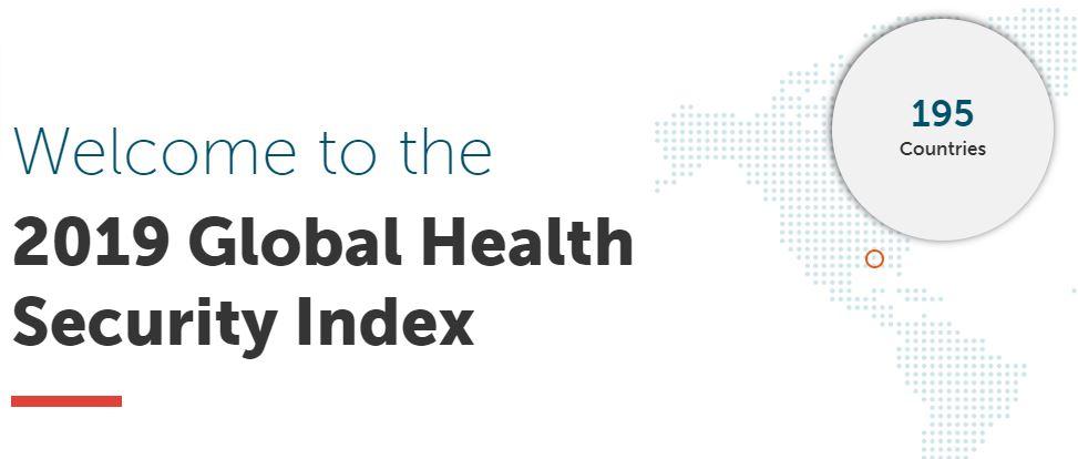 مؤشر الجهوزية الصحية 2019