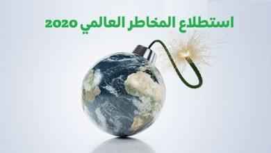 Photo of استطلاع المخاطر العالمي 2020