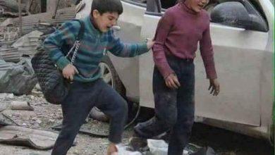 Photo of صور قصف حلب في غزة