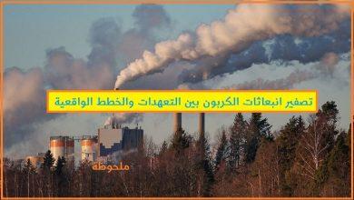 Photo of تصفير انبعاثات الكربون بين التعهدات والخطط الواقعية